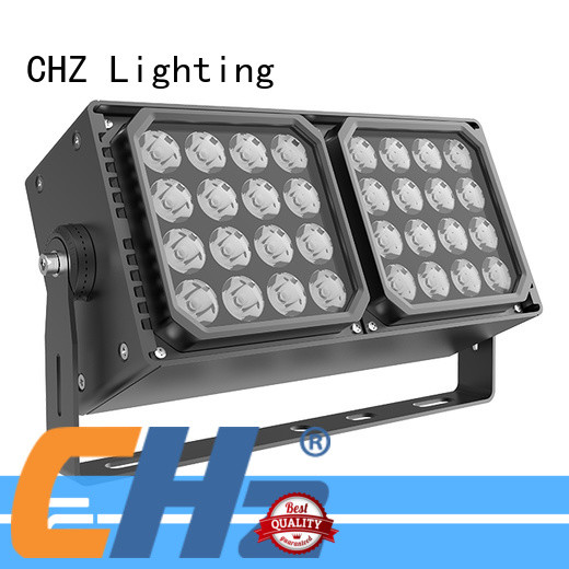 CHZ led floodlights from China for playground