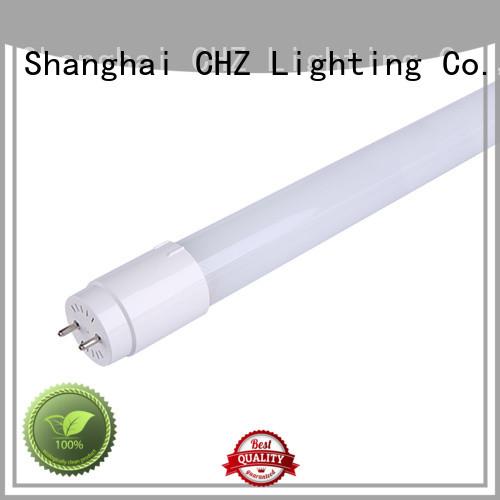 CHZ led tube supplier for factories