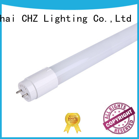 CHZ efficiency led tube lamp products factories