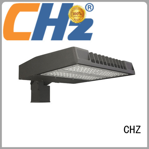 CHZ led street lamp factory parking lots