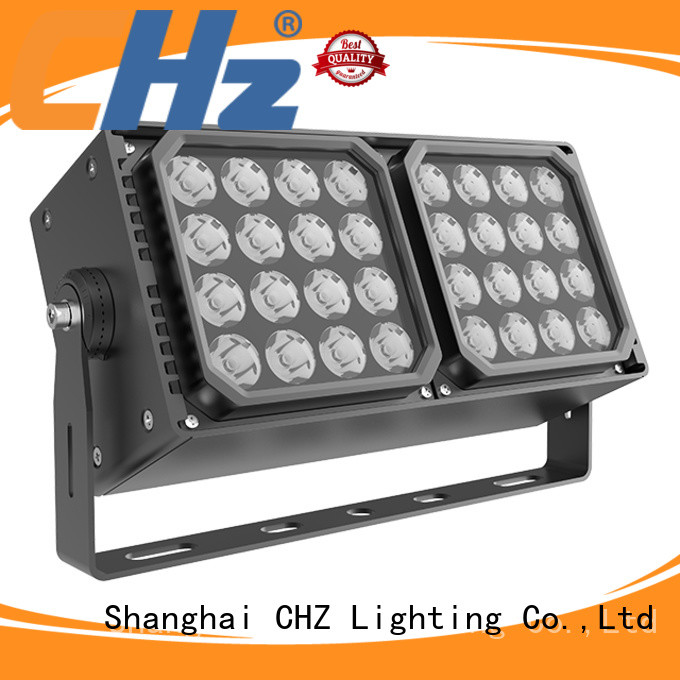 CHZ low-cost floodlights directly sale for billboards park