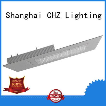 CHZ ENEC approved led street light fixture suppliers for park road