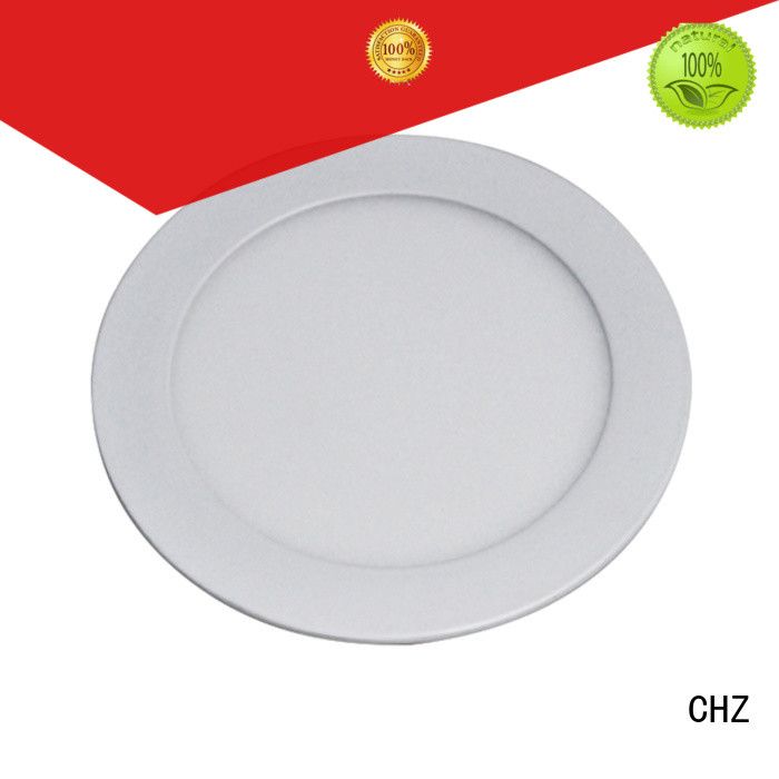 CHZ durable led panel light factory direct supply for school