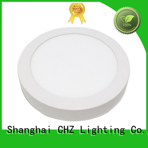 CHZ energy-saving light panel factory for shopping malls
