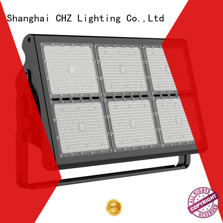 CHZ led sports light suppliers for sale