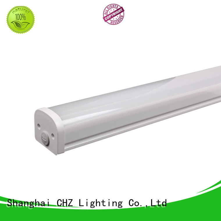 CHZ led bay lights factory direct supply for highway toll stations