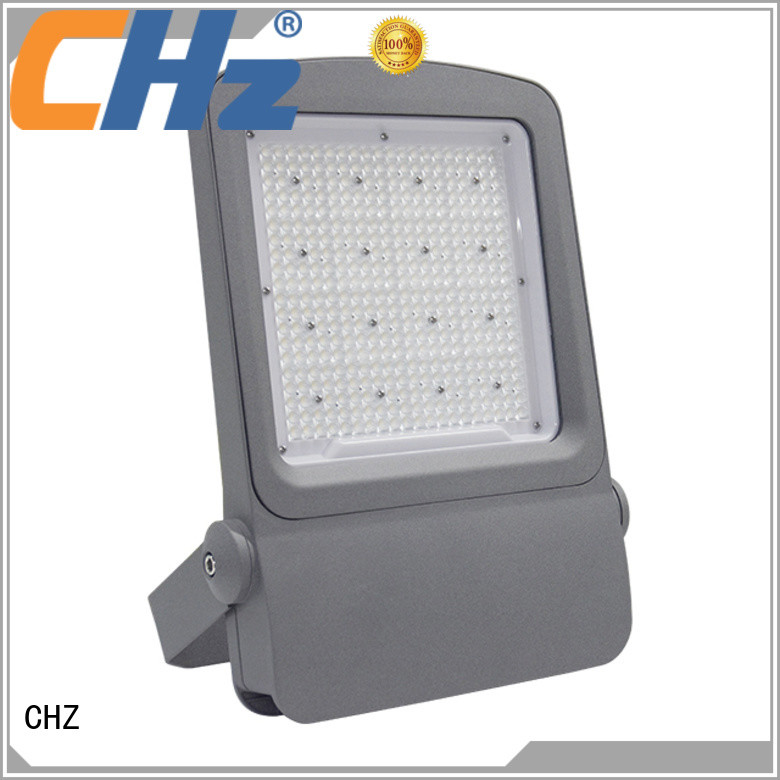 CHZ efficient led floodlight company for playground