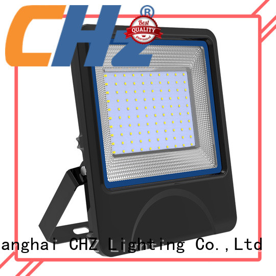 CHZ promotional led flood lighting fixtures wholesale for stair corridor