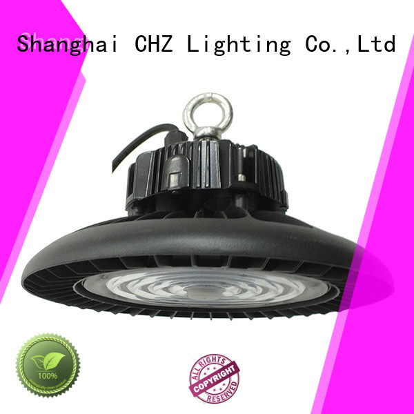 CHZ stable high bay led lighting factory direct supply for promotion