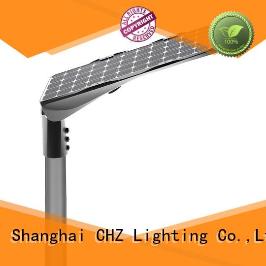 certificated solar led street light best supplier for yard