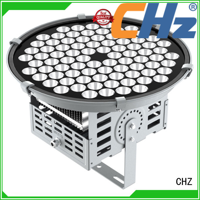CHZ stable led outdoor sports lighting supplier for warehouse