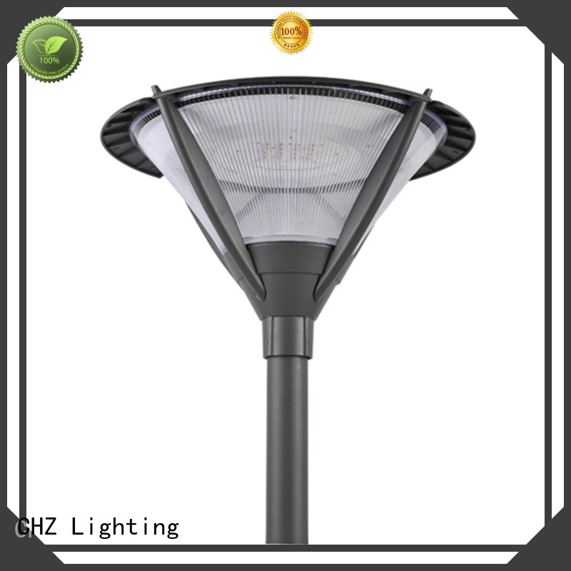 CHZ best value outdoor yard lights suppliers for parking lots