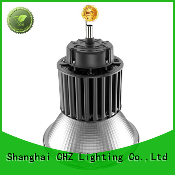 CHZ professional high bay led lights with good price for warehouses