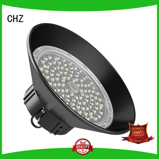 CHZ led high bay fixtures supplier for large supermarkets