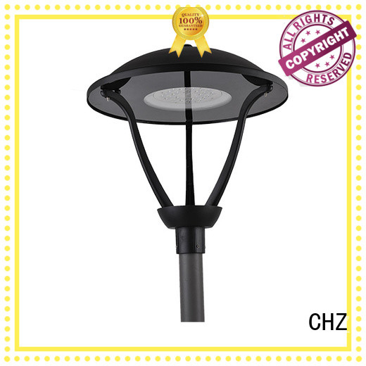 CHZ top led garden lights manufacturers urban roads
