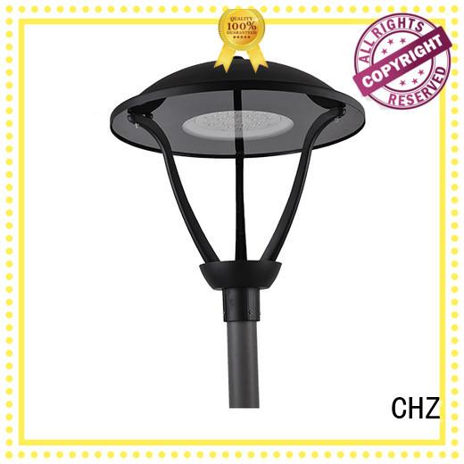 CHZ top led garden lights manufacturers urban roads