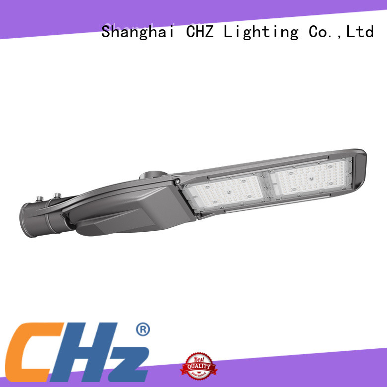 CHZ rohs approved led street lighting luminairs supplier for highway