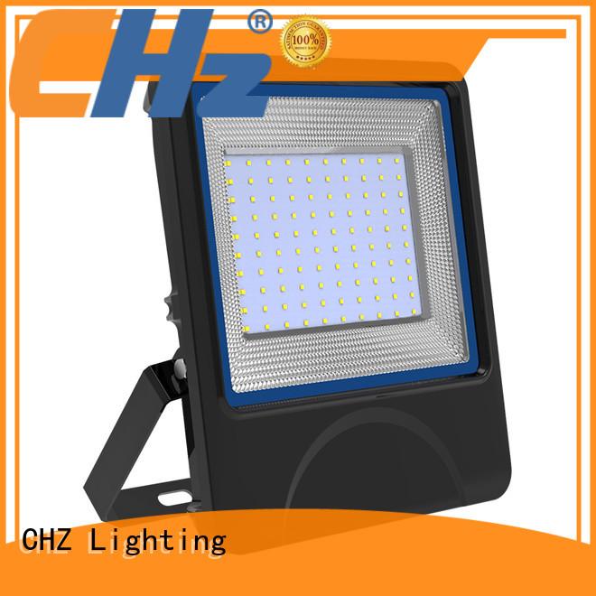 CHZ led flood lighting fixtures wholesale for building facade and public corridor