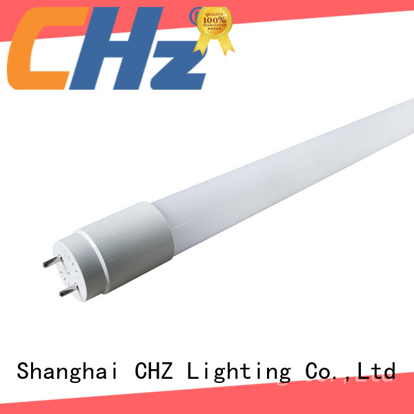 CHZ led tube manufacturer factory hospitals