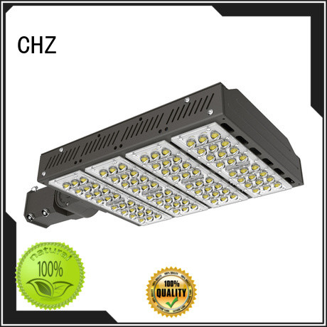 CHZ led street light fixture maker factory