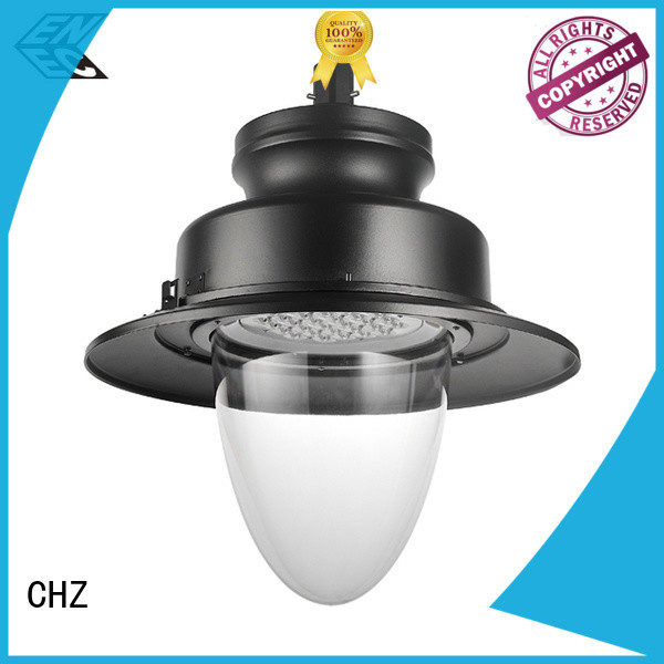 CHZ outdoor yard lights factory for parking lots
