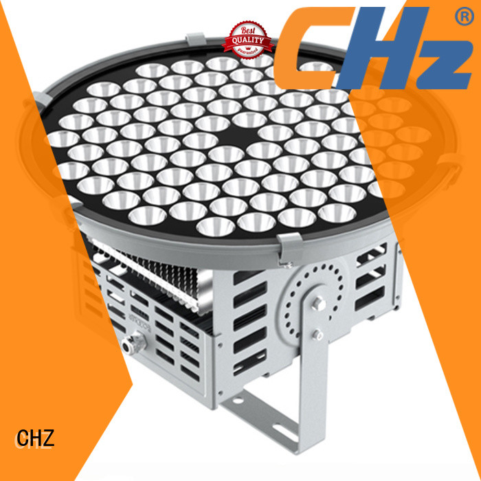 CHZ energy-efficient sport lighting custom design parking billboards