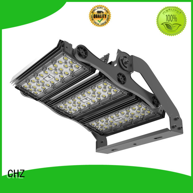 CHZ ce certificate led sports field lighting supplier indoor sports arenas
