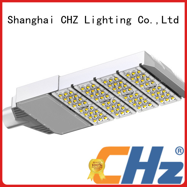 CHZ led street lights vs conventional manufacturer for residential areas for road