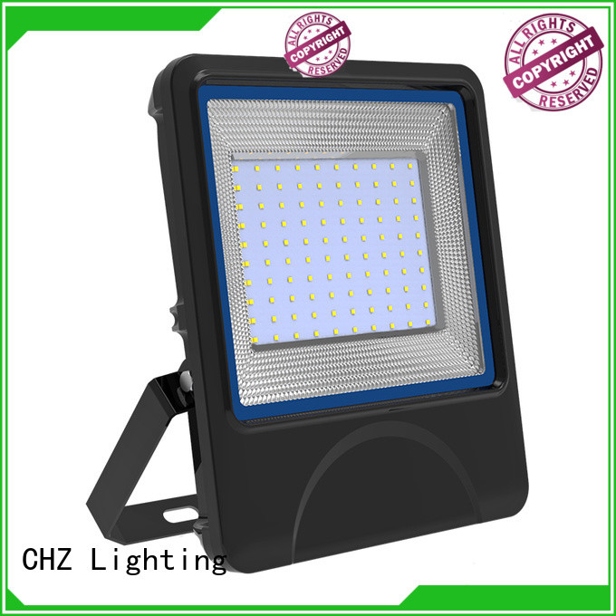 CHZ outdoor flood lights company for gymnasium