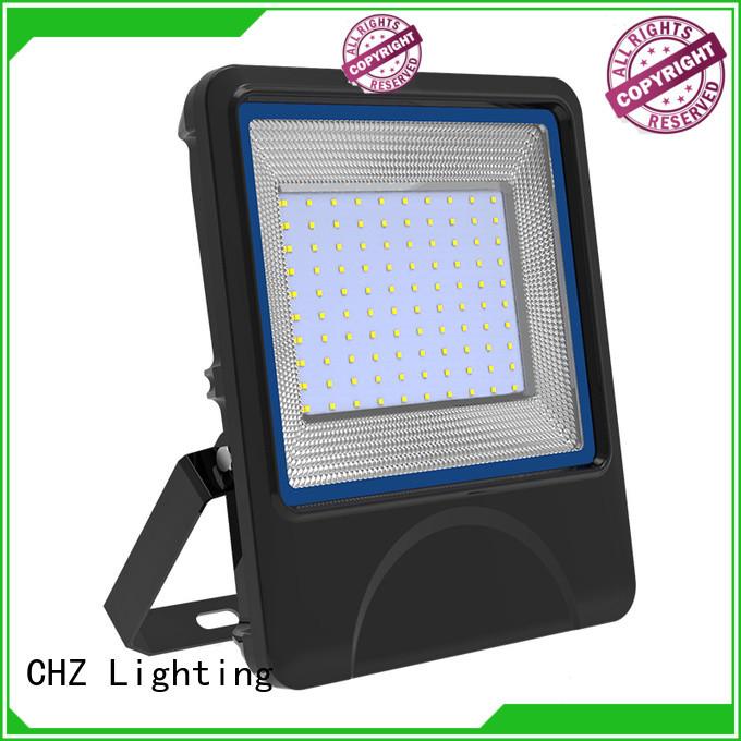 CHZ outdoor flood lights company for gymnasium