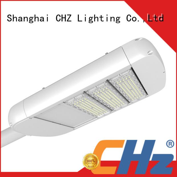 CHZ top rate led street lighting luminairs supplier highway