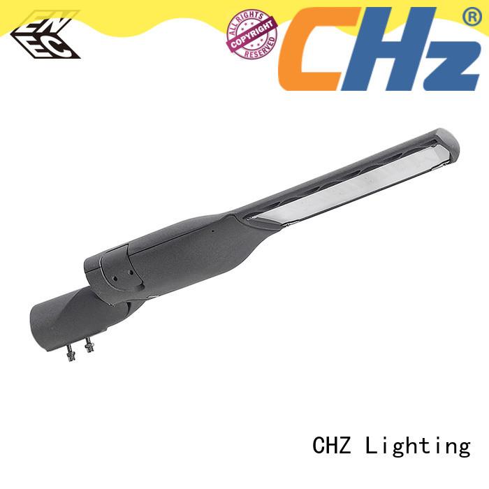 CHZ led street light fitting manufacturer for park road