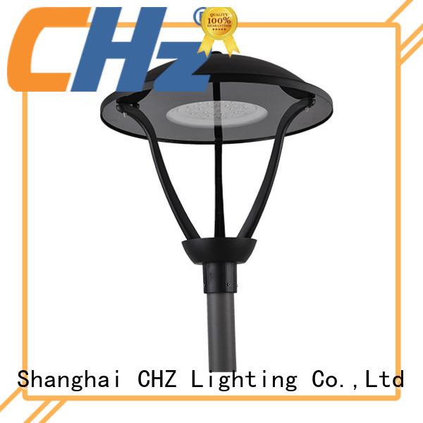 CHZ outdoor led garden lights for sale plazas