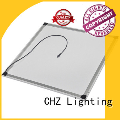 rohs approved led panel lamp factory for galleries