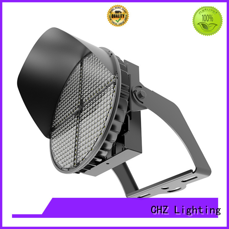 CHZ rohs approved led sports lighting custom design roadway