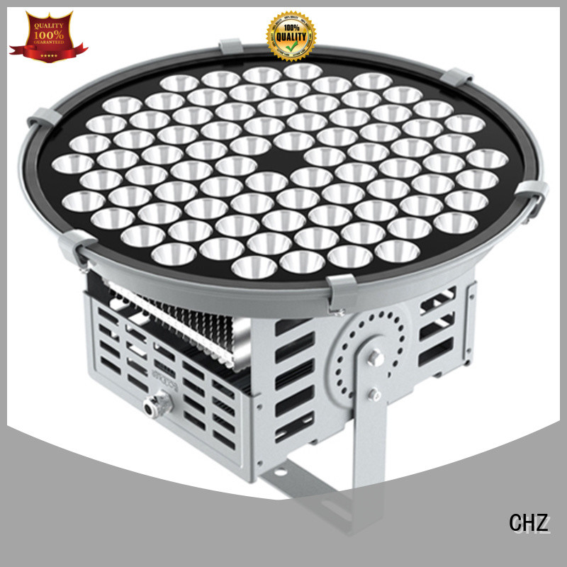 CHZ worldwide outdoor sports lights inquire now for promotion