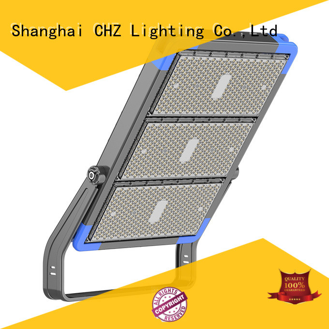 CHZ stadium lighting suppliers for indoor sports arenas